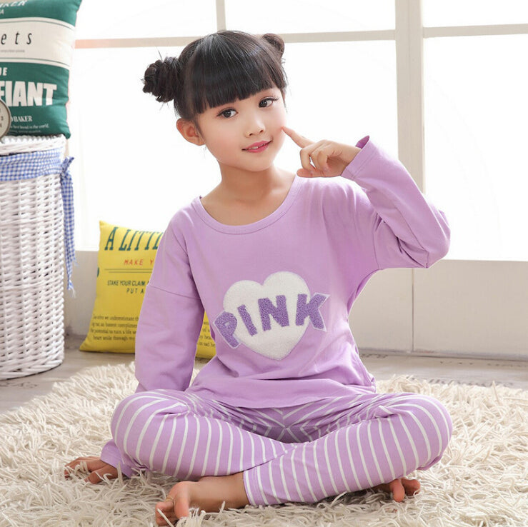 Family Pajamas Set