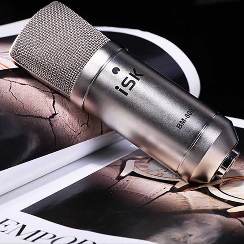 Professional Recording Microphone Music Create Broadcast And Studio Microphone
