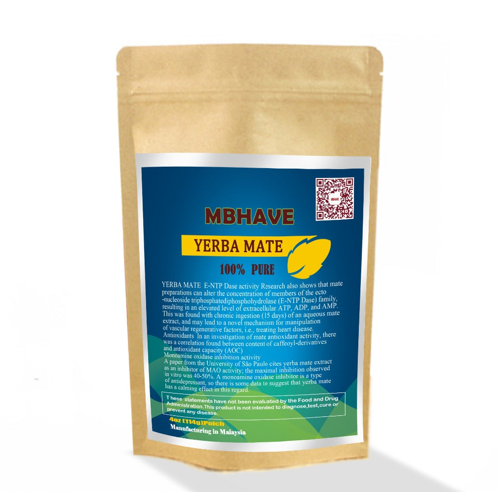 Fit Tea Proprietary Herbal Blend YERBA Mate And Niacin Vitamin For Weight Loss