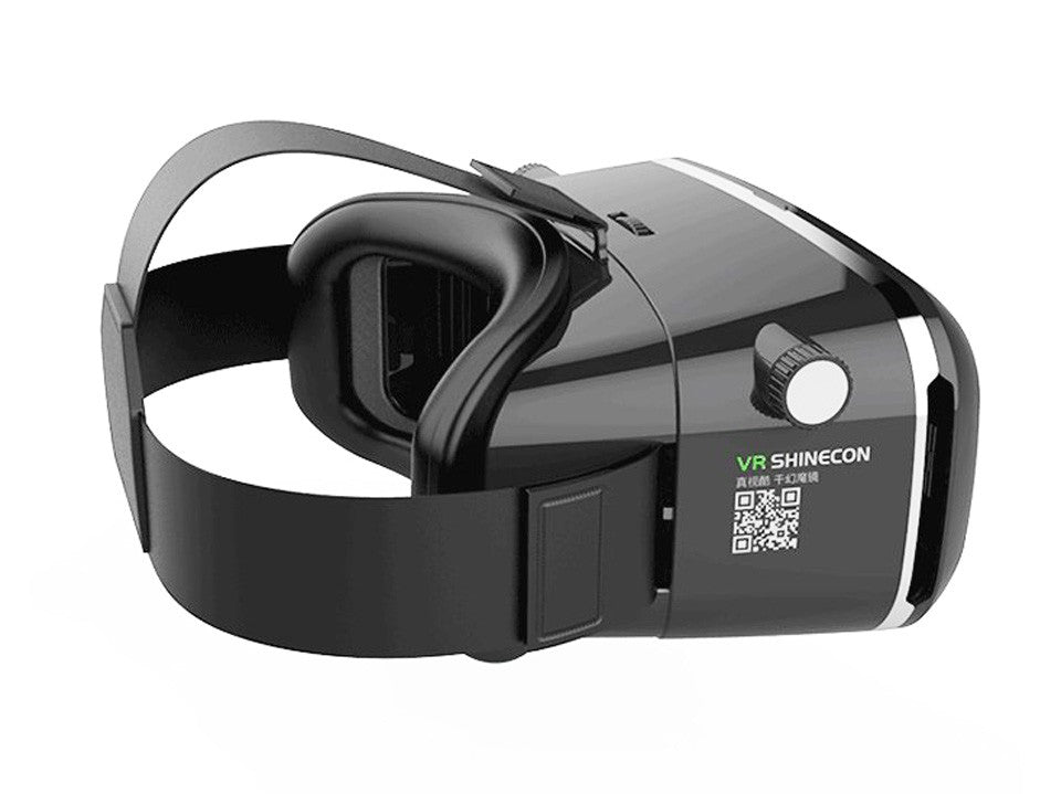VR Box Virtual Reality 3D Glasses VR Movie Game Lens 4.0-6.0 Inch Smart Phone