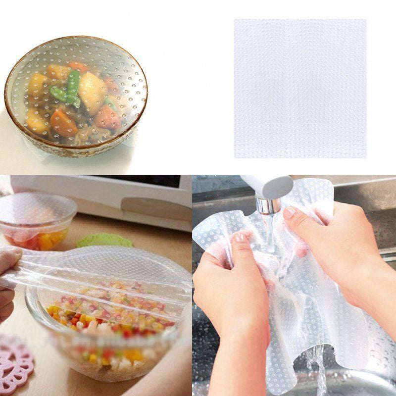 Multi-functional Magic Wrap Storage Food Fresh Keeping at