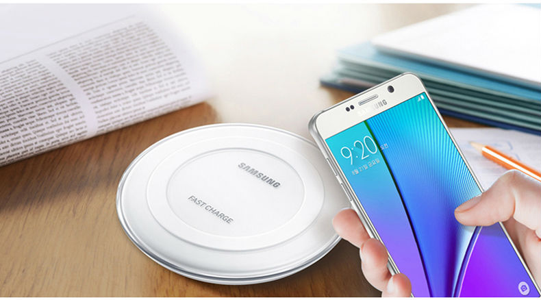 QI Wireless Charging Charger Pad  for SAMSUNG Galaxy S6, S6 Edge S7 Edge+ Note 5