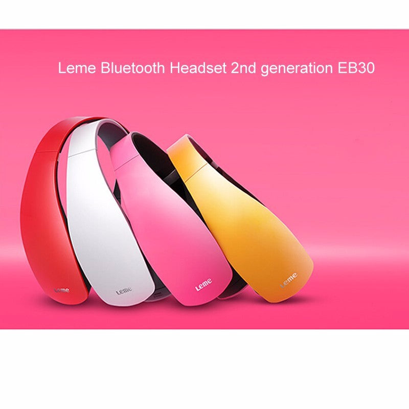 Original Letv Leme Bluetooth Headphones 2nd EB30 Wireless HIFI Bluetooth Stereo Headset with Mic