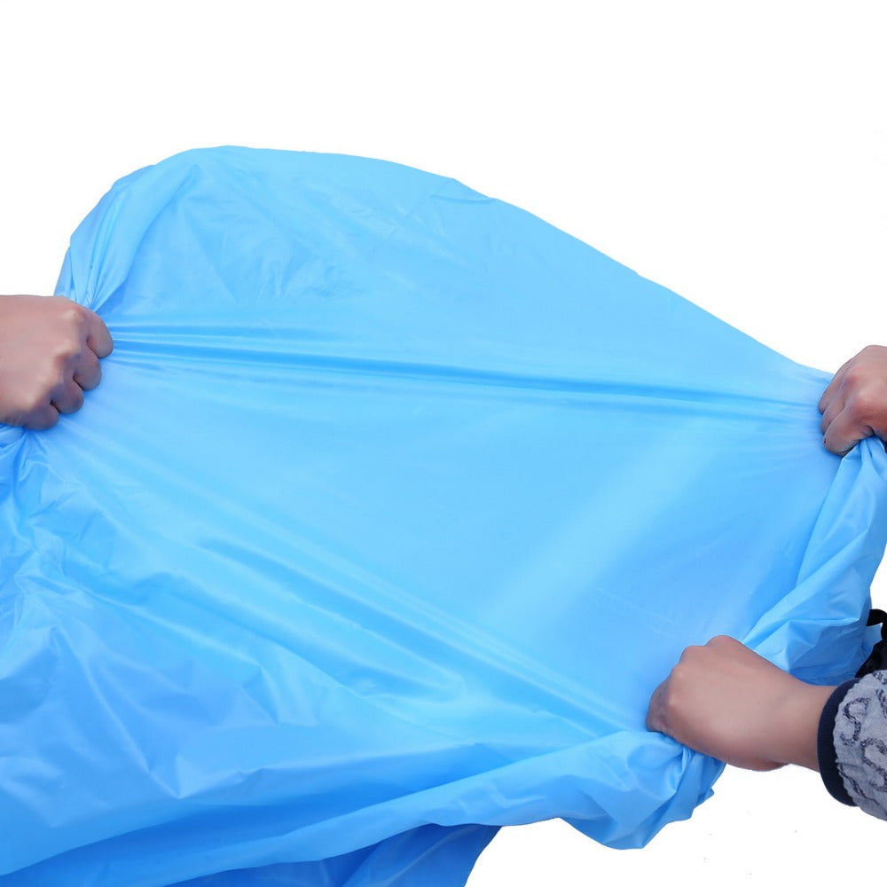 Fast Inflatable Air Bed Folding Sleeping Lazy Bag