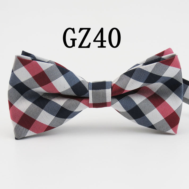Classic Wedding Party Butterfly Bow Ties