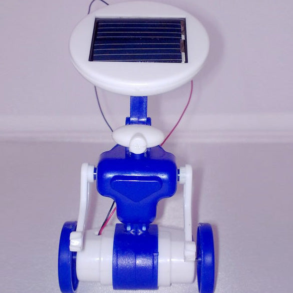 Creative Eductional DIY 6 in1 Solar Power Robots Kits