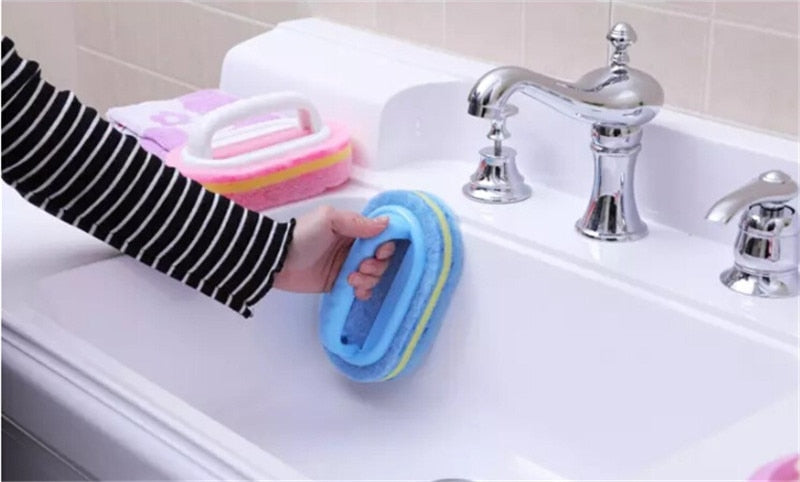 Multifunction Plastic Handle Household Cleaning Brush