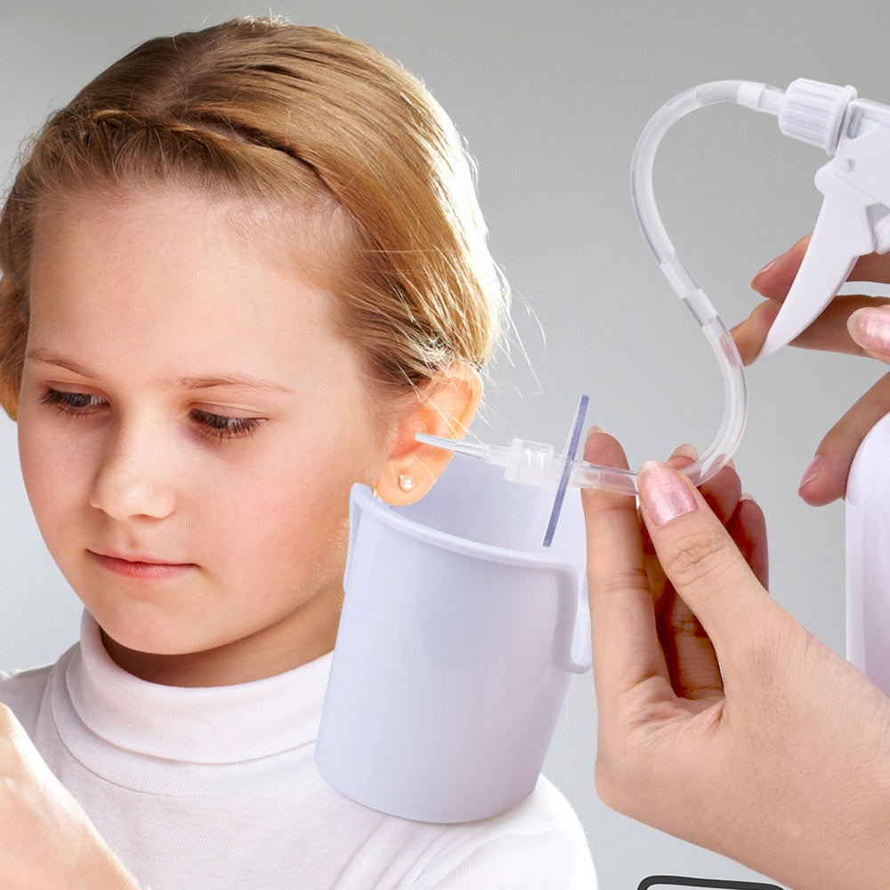 Ear Washing & Earwax Remover For Adults & Kids