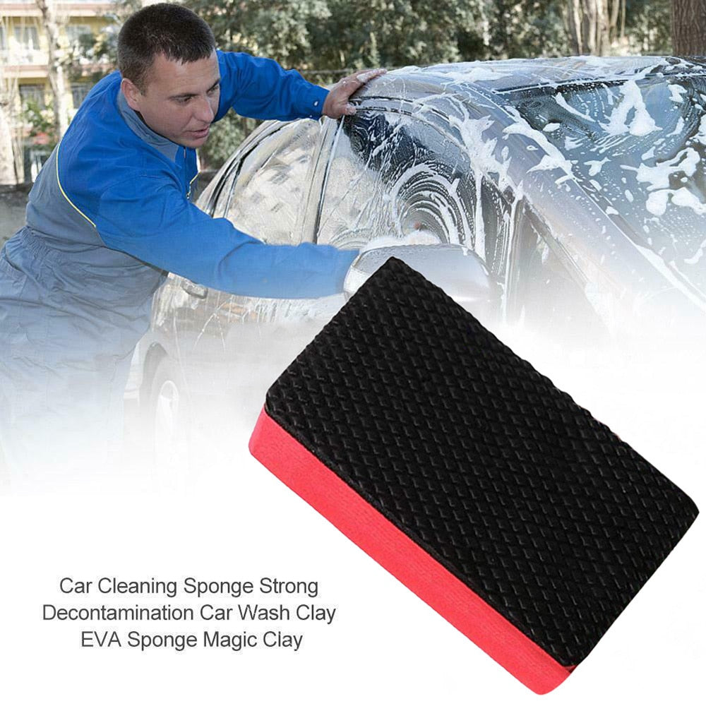 Magic Car Wash Clay Sponge