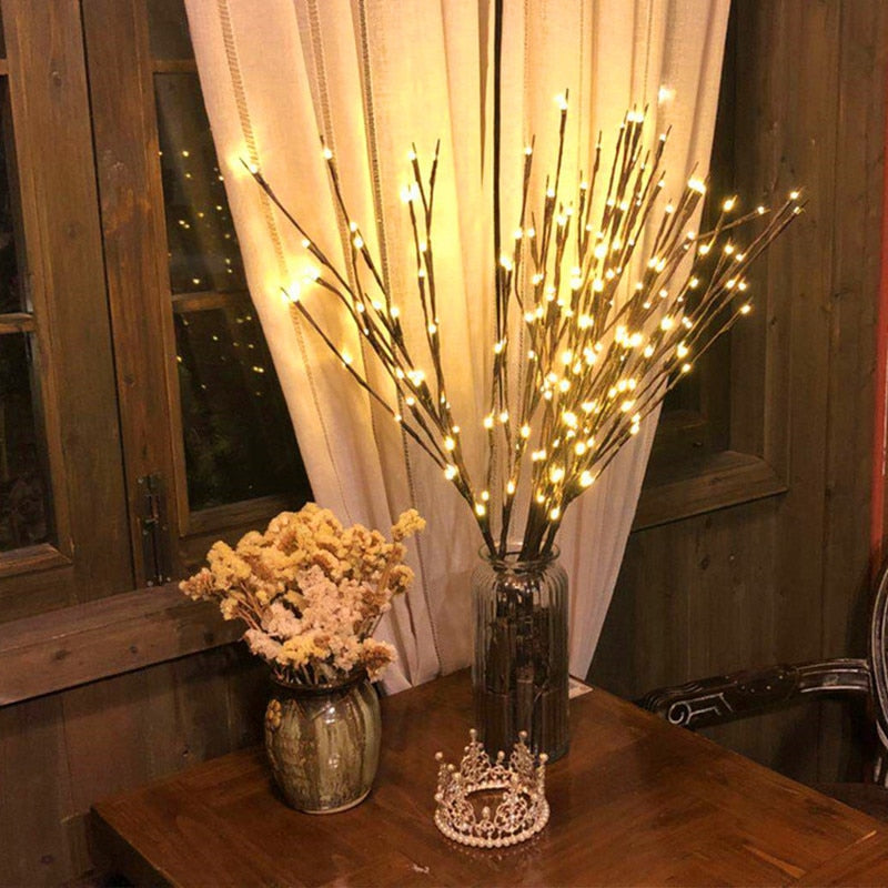 Romantic Tree Branch LED Light