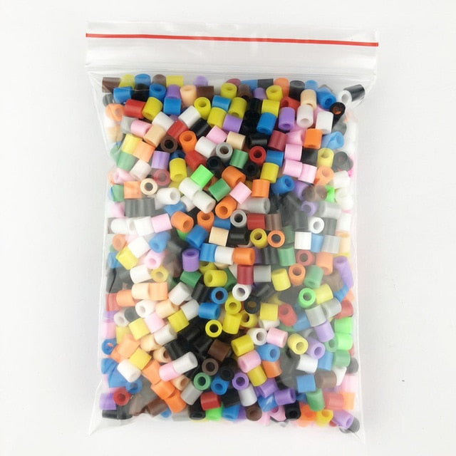 Funny 5mm Hama Iron Beads For Puzzles Toys