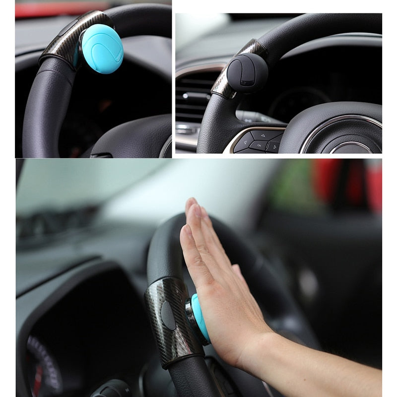 Universal Car Booster Ball For Steering Wheel