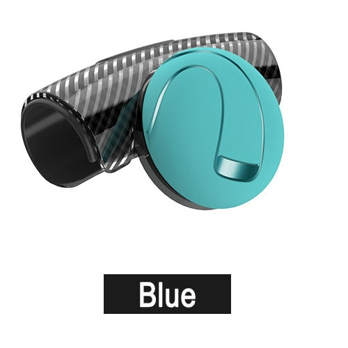 Universal Blue Car Booster Ball For Steering Wheel