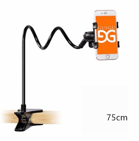 Lazy Flexible Long Arms Desk Mobile Phone Holder