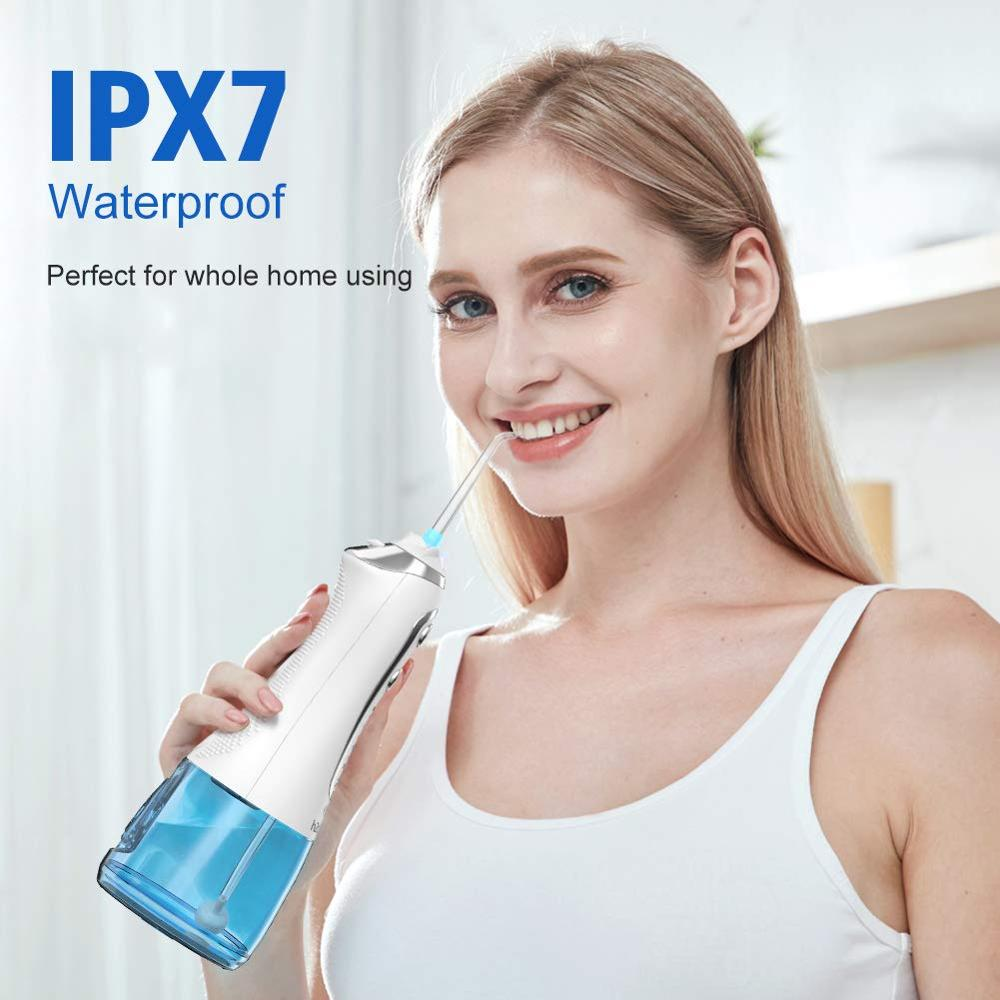 Portable USB Rechargeable Water Oral Irrigator