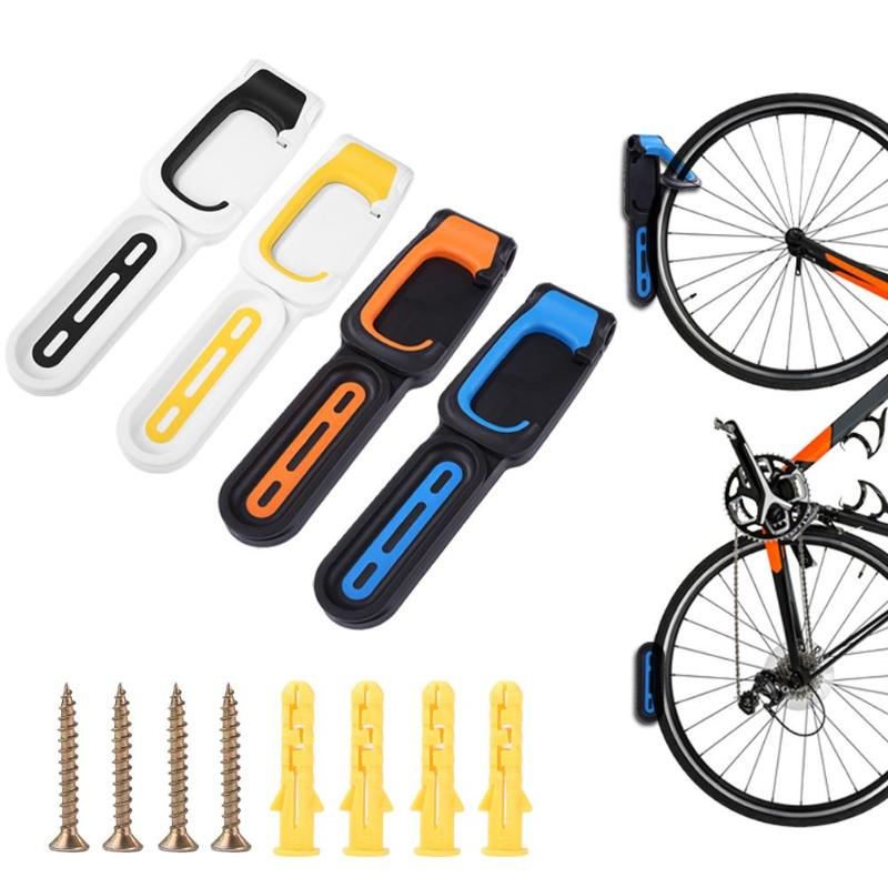 Practical Wall Mounted Stand Bike Hook Holder