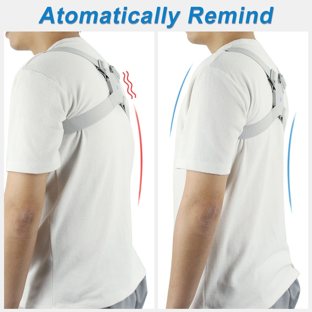 Adjustable Intelligent Smart Back Posture Corrector