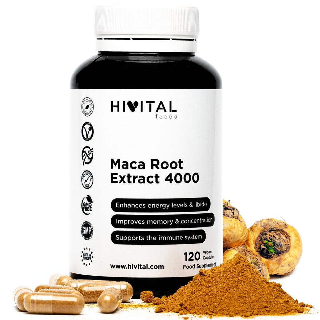 Peruvian Vegan Maca Root Extract