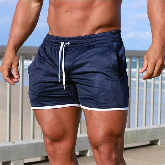 Breathable Quick-Drying Slim Fit Men's Summer Shorts