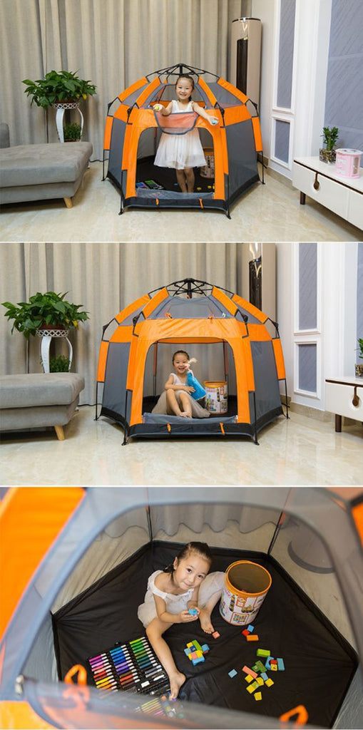 Portable Quick Assembly Outdoor & Indoor Play Tent