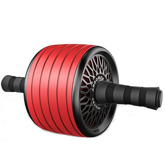 2In1 Ab Wheel Roller & Jump Rope With Mat
