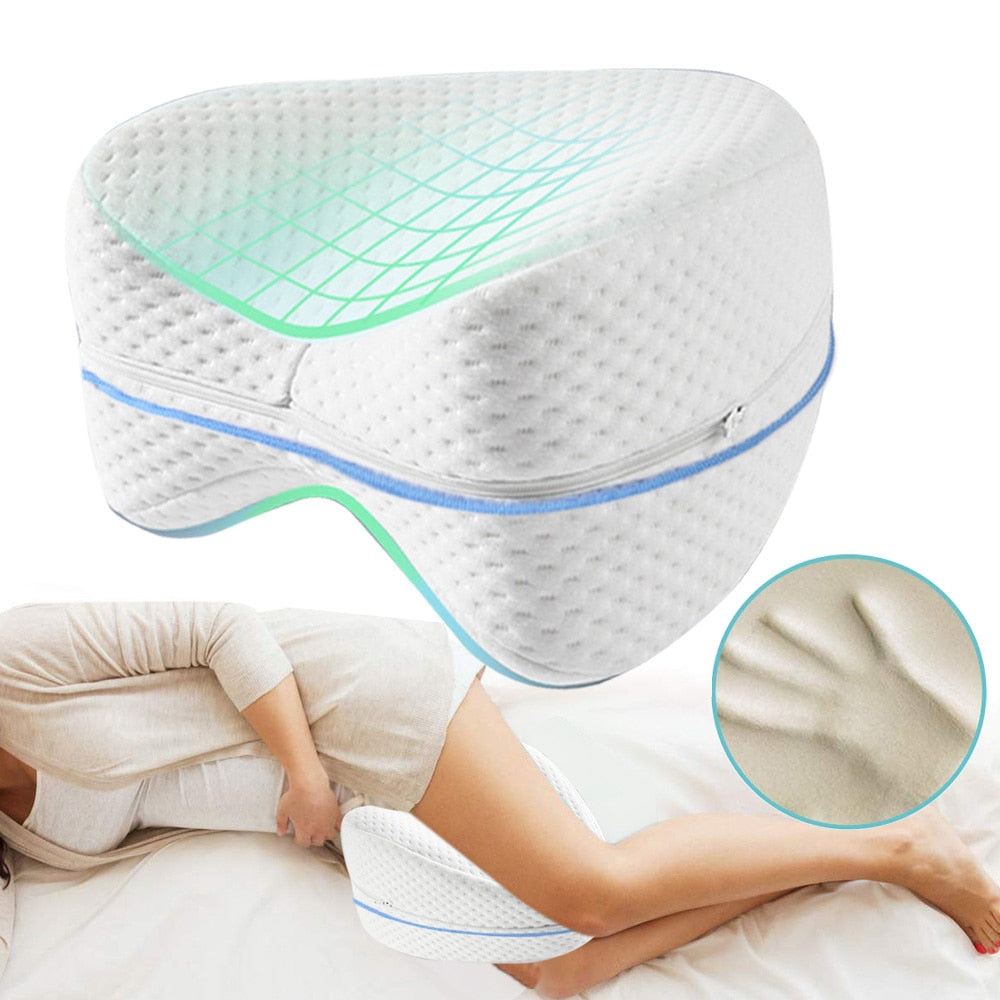 Leg  Orthopedic Foam Sleeping Pillow