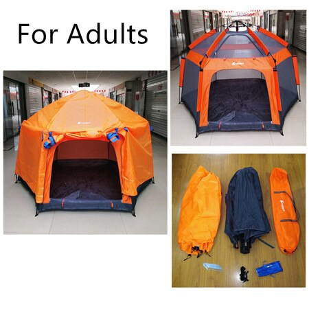 Portable Quick Assembly Outdoor & Indoor Play Tent For adults