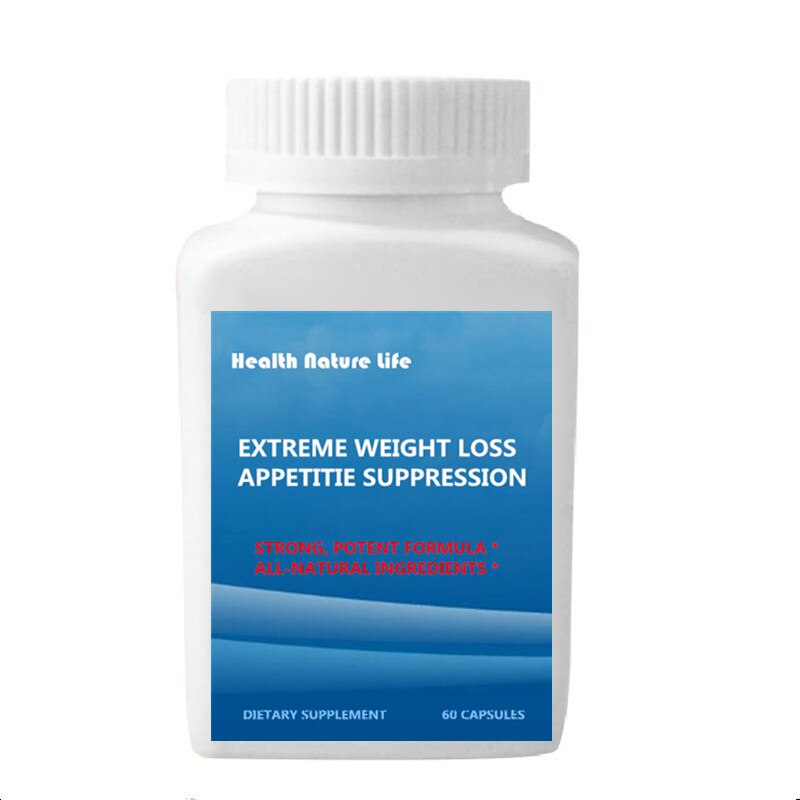 Hyper-Metabolising Fat Burner & Appetite Suppressor Weight Loss Capsules