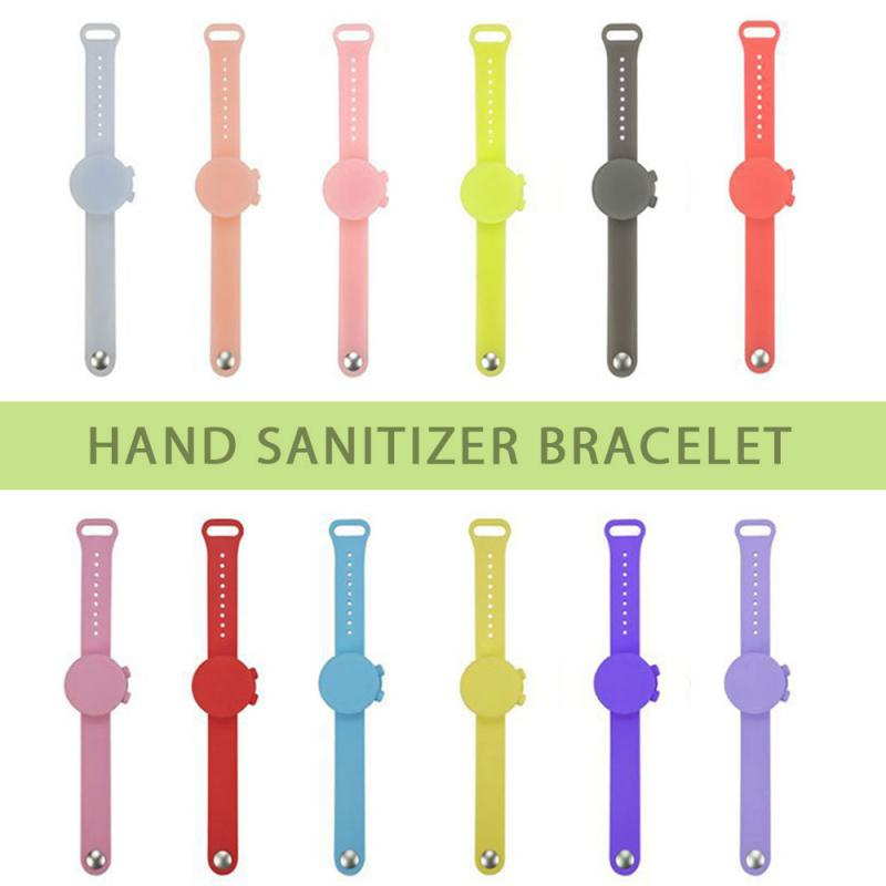 Biosafety Silicone Sanitizer Wristband