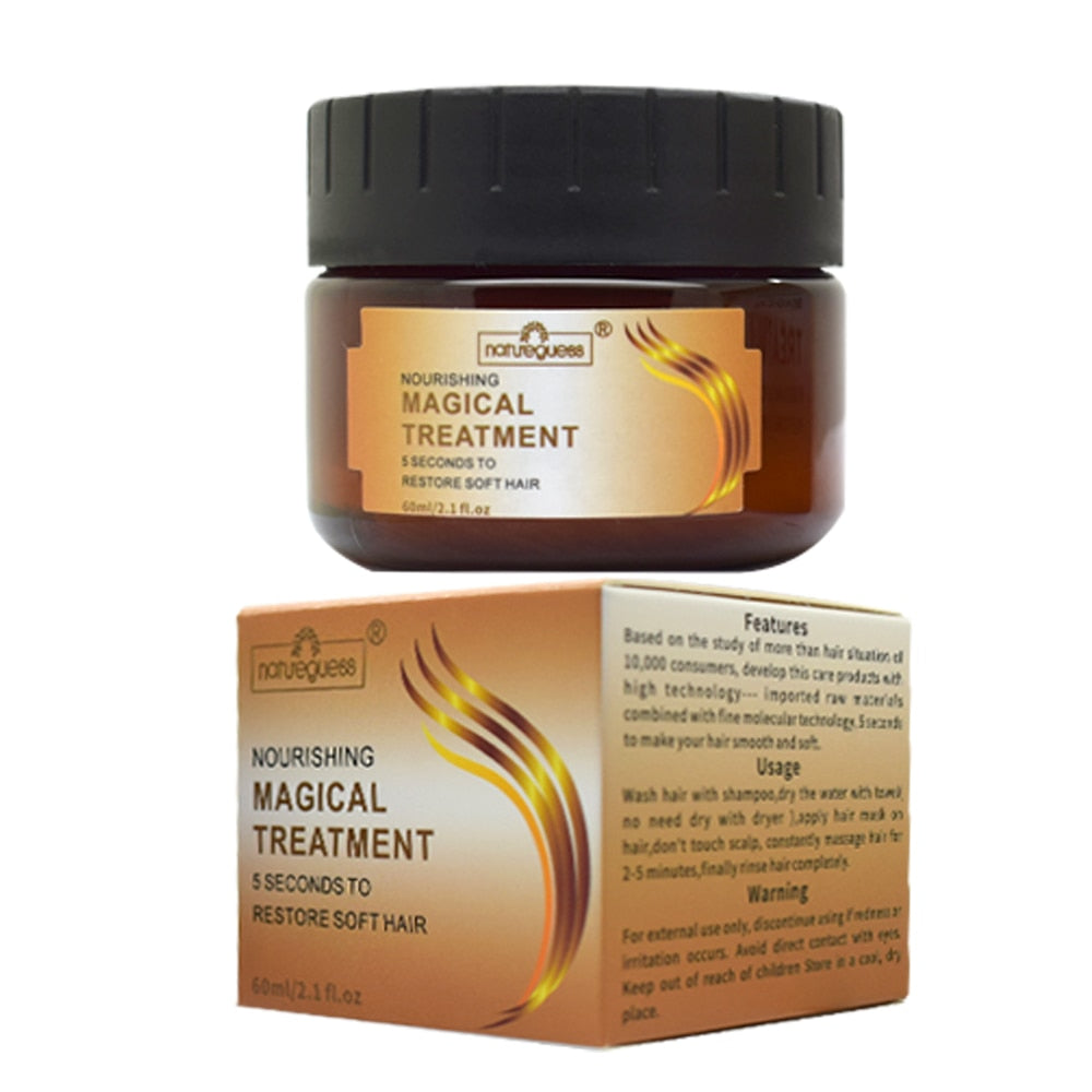 5 Seconds Restore Soft Hair Magical Nourishing Hair Mask
