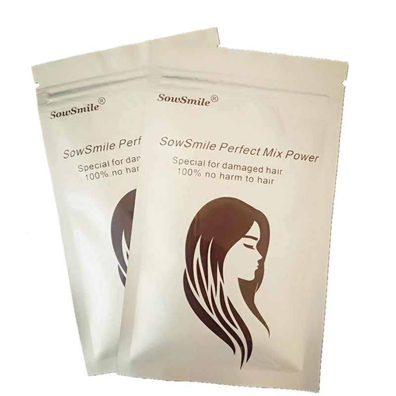 100% Natural Keratin Collagen Silk Powder For Repair Hair