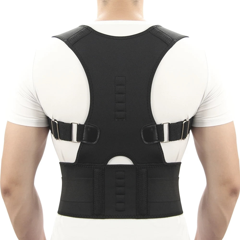 Unisex Magnetic Neoprene Shoulder & Back Posture Corrector