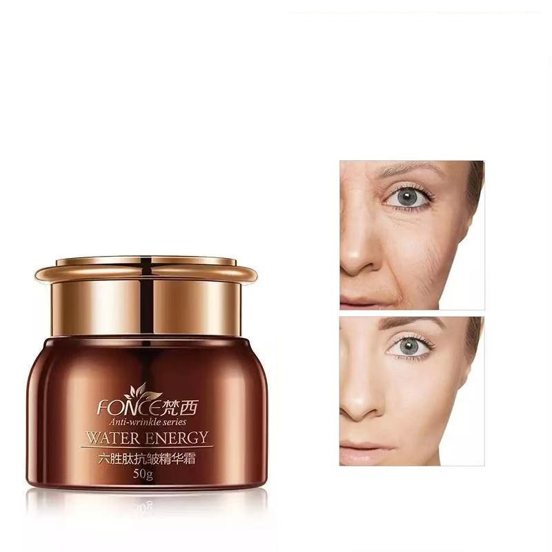 Anti Wrinkle & Aging Dry Skin Hydrating Day & Night Face Cream
