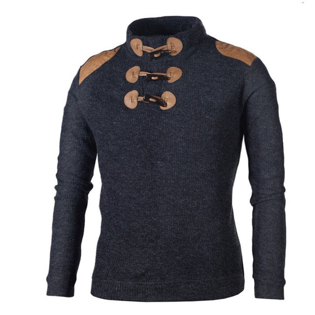 men winter pullover