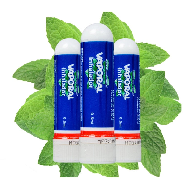 100% Original Thailand Ointment Rhinitis Mint Nasal Refresh Cream