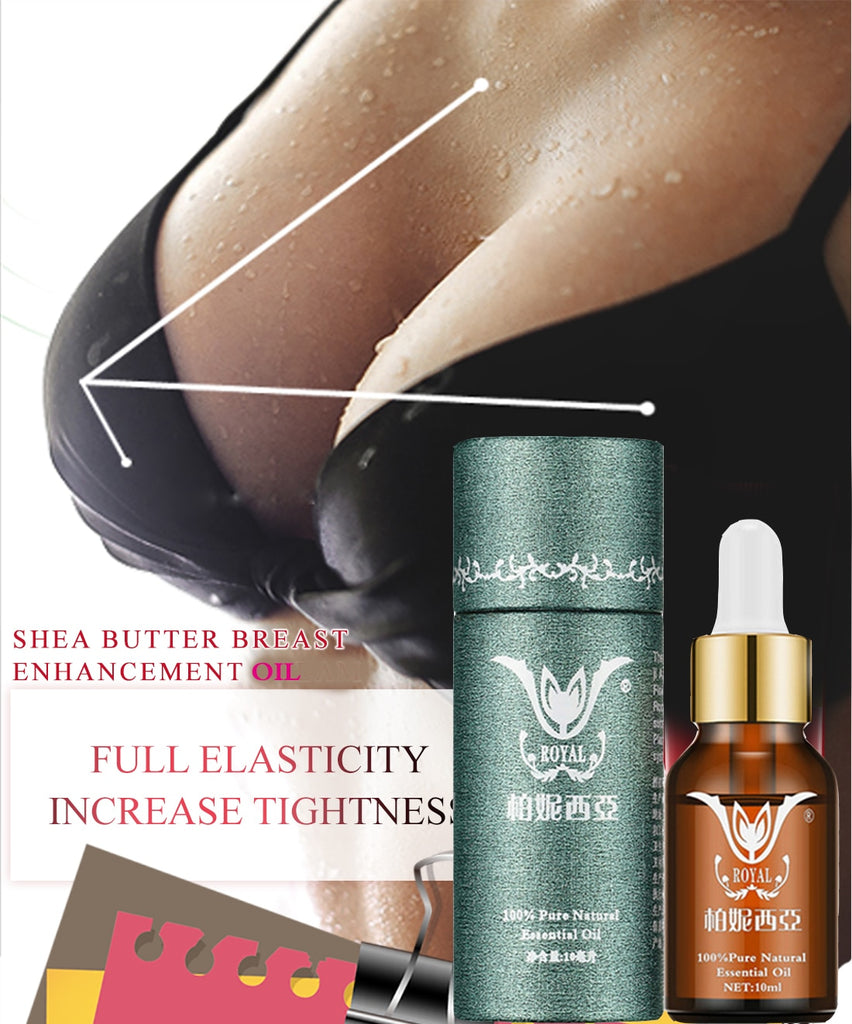 Pure Natural Pueraria Mirifica Essential Oil For Breast Enlargement & Firm Lifting