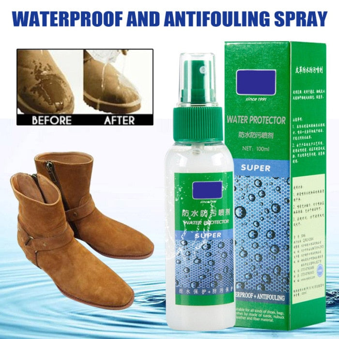 Waterproof Antifouling Multi-Purposes Stain Protectors Spray