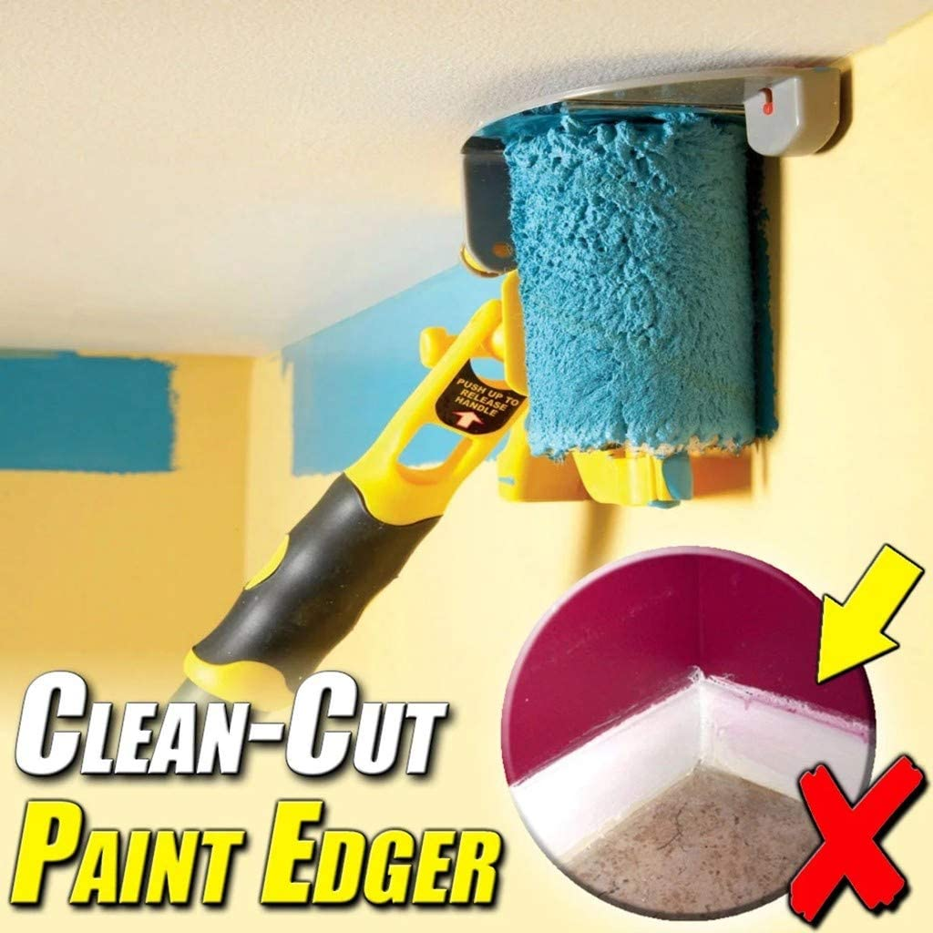 Multifunctional Professional Clean Cut Paint Edger