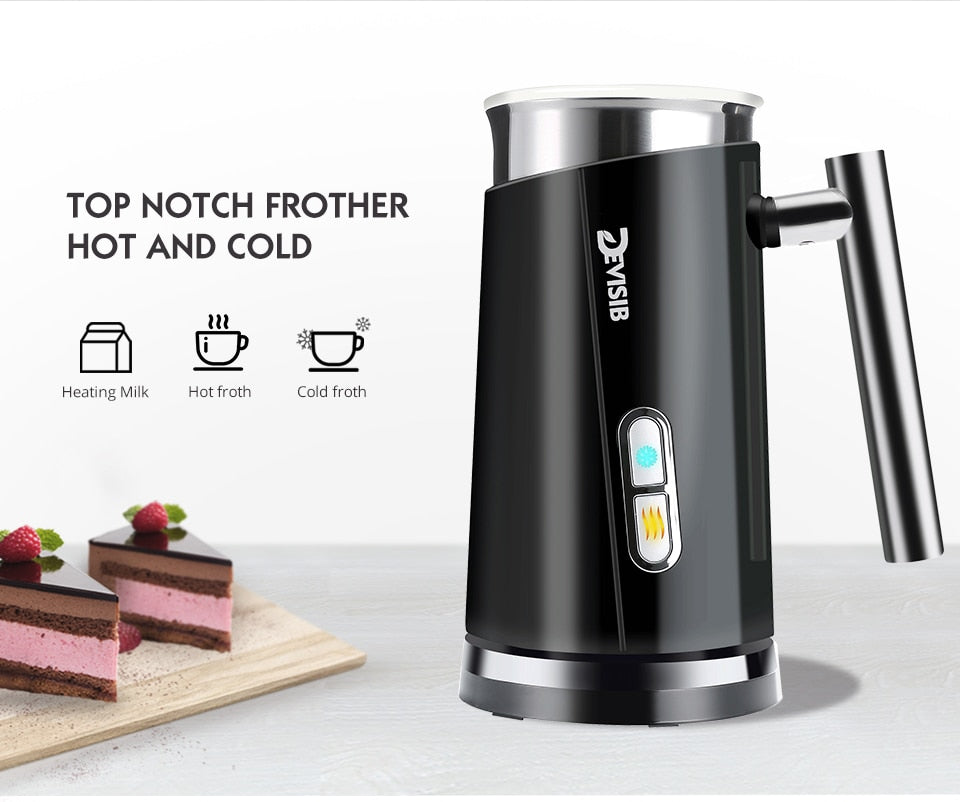 3 in 1 Electric Automatic Milk Frother