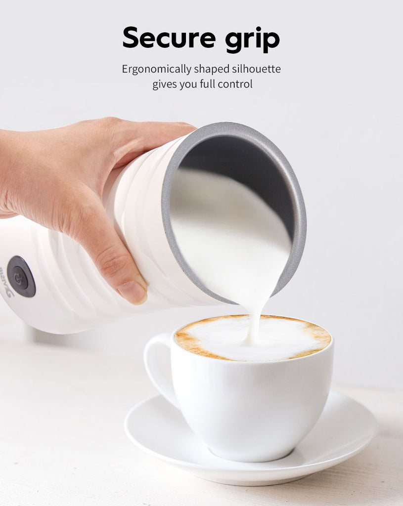 Electric Steamer Automatic Soft Milk Frother