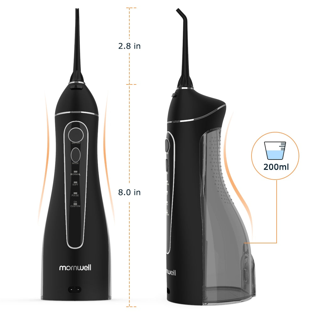 Portable USB Rechargeable Oral Irrigator
