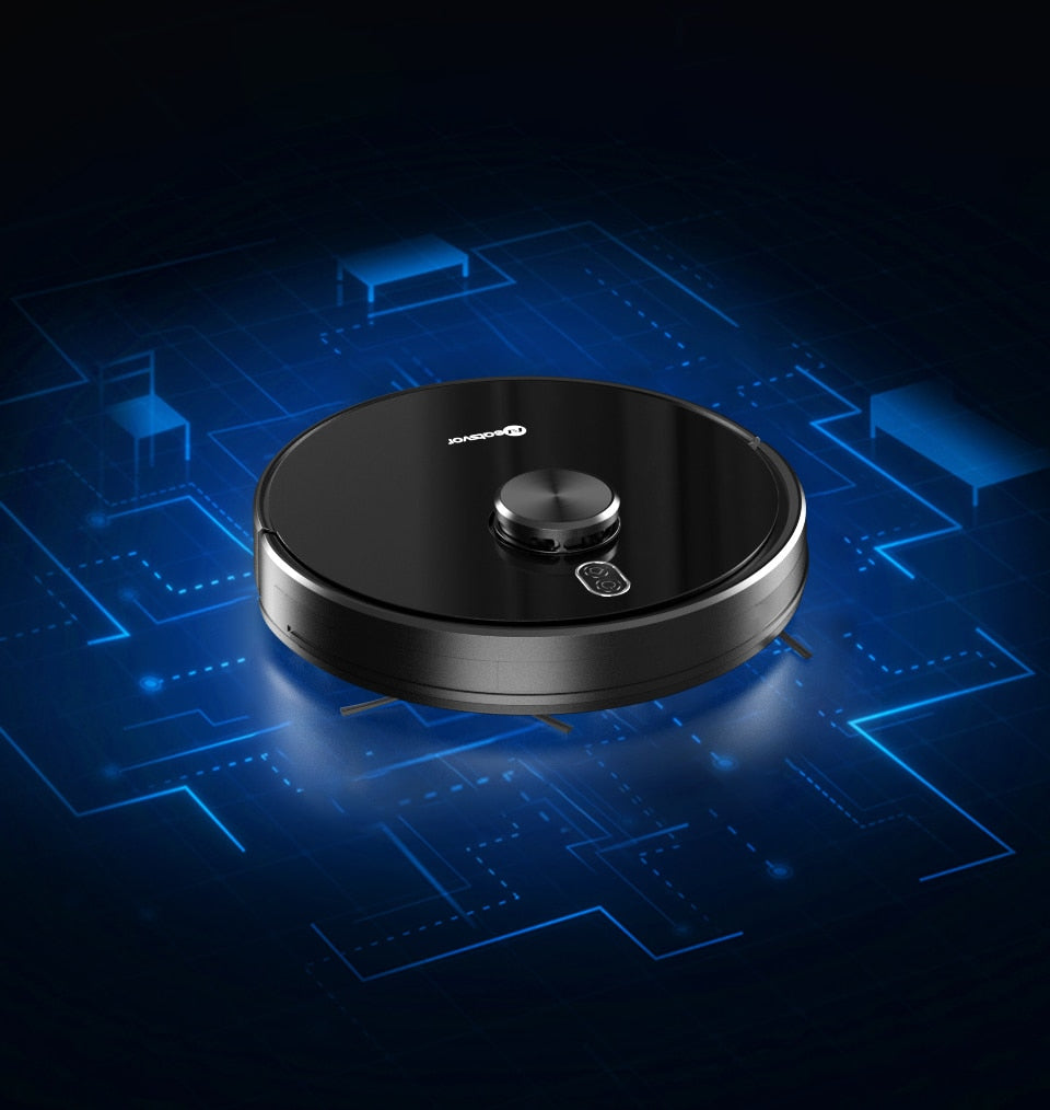 Laser Navigation Robot Vacuum Cleaner