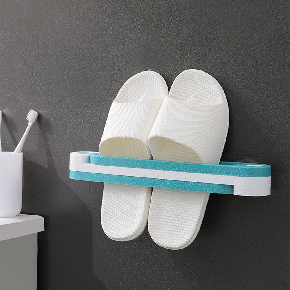 3 In 1 Wall Mount Hanging Shoe Storage Rack