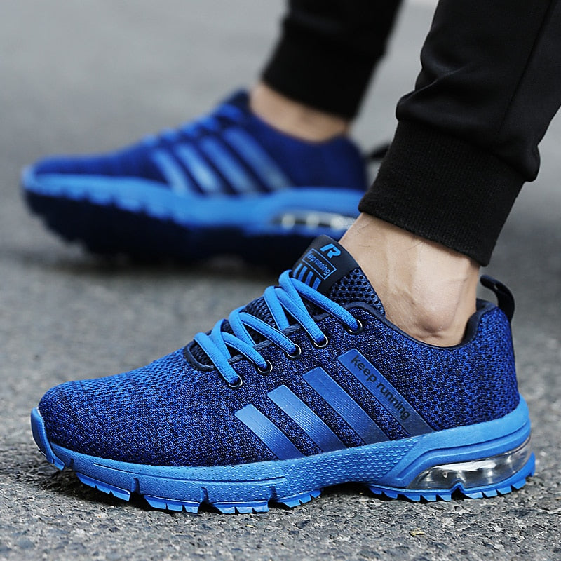Breathable Mesh Air Men's Sneakers