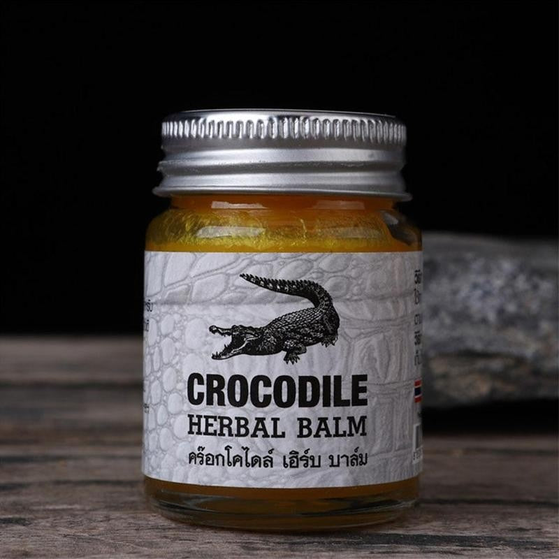 Crocodile Thailand Herbal Balm Scar Removal Cream