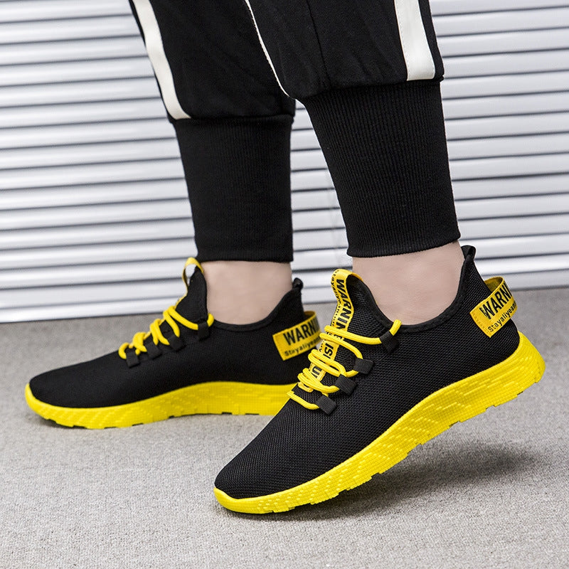 Breathable No-slip Air Mesh Men's Sneakers