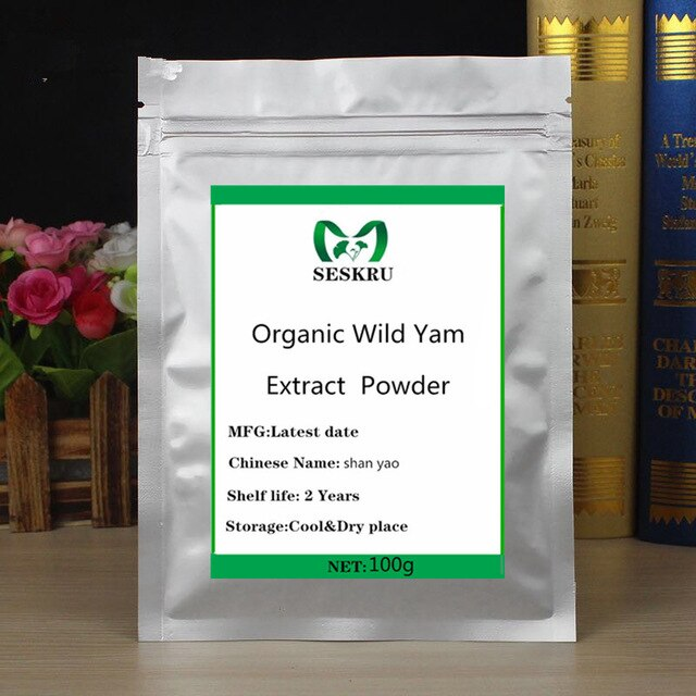 Organic Wild Yam Extract Powder