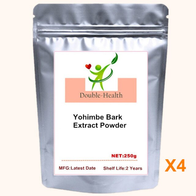 Yohimbine 30% Extreme Potency Yohimbe Bark Extract Powder