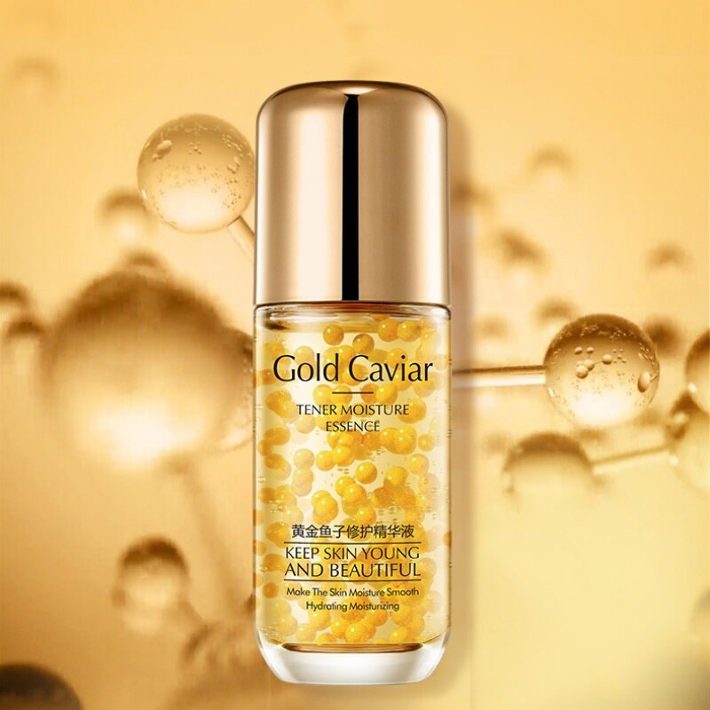 Gold Caviar Essence Anti Wrinkle Lifting Firming Skin Care