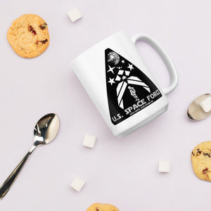 US Space Force Command Coffee Mug